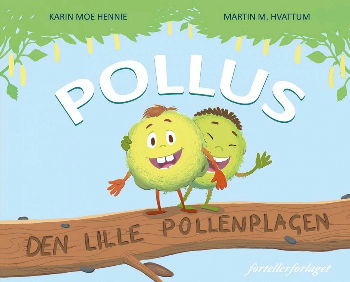 Digitalt tilbud: Pollus - Den lille pollenplagen